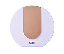 Plastic toilet paper towel dispenser AYT-002A