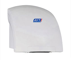 Wall mounted hotel hand dryer AYT-208