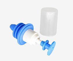 0.8ml hand sanitizer gel soap pump (AYT-S08)