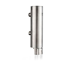 Stainless steel manual shower gel dispenser (AYT-629-1 Satin)