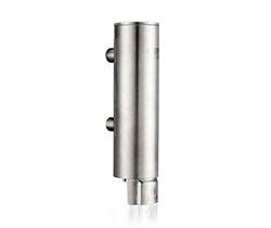 Stainless steel manual shower gel dispenser (AYT-629-1 Satin)