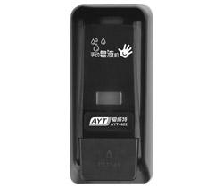 Dispensador de jabón liquido manual con bolsa  (AYT-622 negro)
