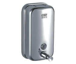 800ml Stainless steel manual soap dispenser (AYT-626)