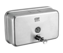 1000ml 304 stainless steel manual soap dispenser (AYT-627)