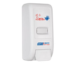 Plastic manual liquid gel soap dispenser (AYT-638  )