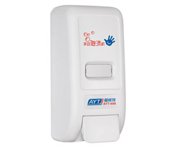 Wall mounted manual foaming soap dispenser (AYT-688)