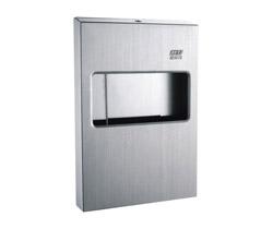 1/4 Toilet seat paper dispenser AYT-008A